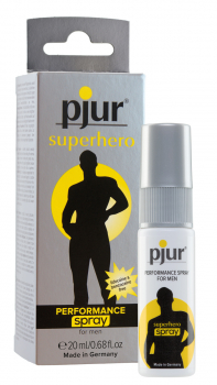 pjur Superhero Performence Spray 20ml