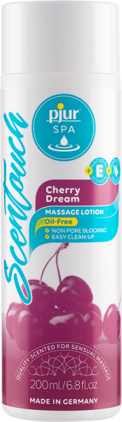 pjur SPA ScenTouch Cherry Dream 200ml