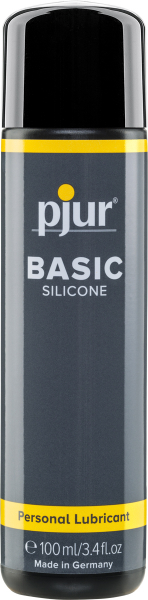 pjur Basic Silicon 100ml