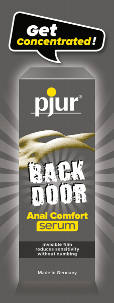 pjur BACK DOOR Serum 2ml Sachets
