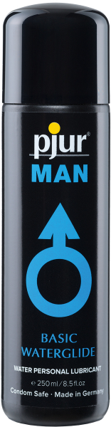 pjur MAN Basic water glide 250ml