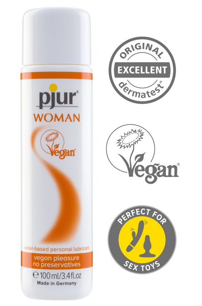pjur Woman Vegan 100ml