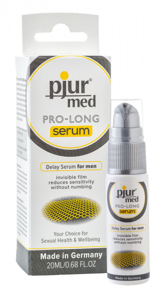 pjur MED PRO-LONG Serum 20ml